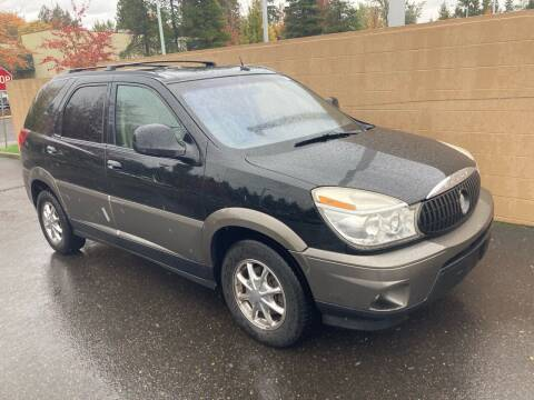 2004 Buick Rendezvous for sale at Blue Line Auto Group in Portland OR