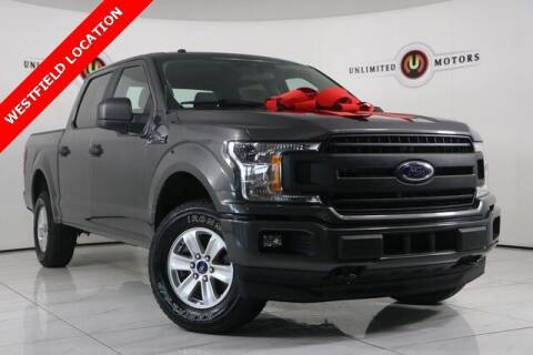 2019 Ford F-150 for sale at INDY'S UNLIMITED MOTORS - UNLIMITED MOTORS in Westfield IN