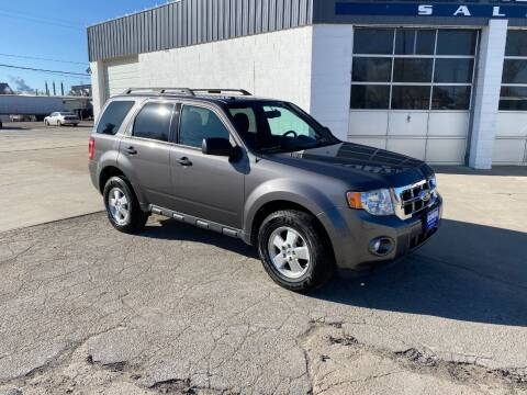 2012 Ford Escape for sale at Kobza Motors Inc. in David City NE