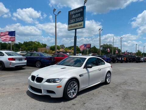 2011 BMW M3 for sale at Michaels Autos in Orlando FL
