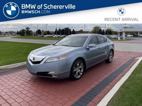 2009 Acura TL for sale at BMW of Schererville in Schererville IN