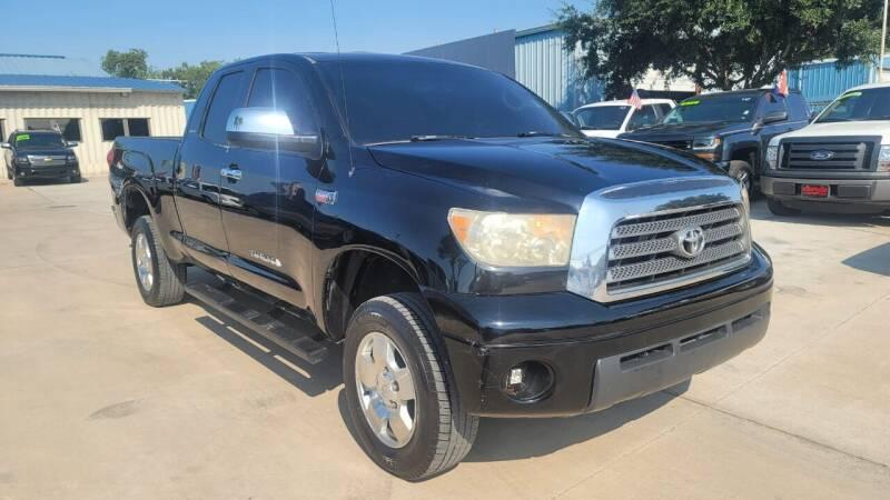 2007 Toyota Tundra for sale at GRG Auto Plex in Houston TX