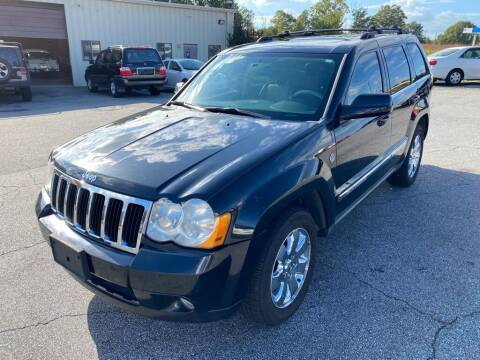 2009 Jeep Grand Cherokee for sale at Brewster Used Cars in Anderson SC
