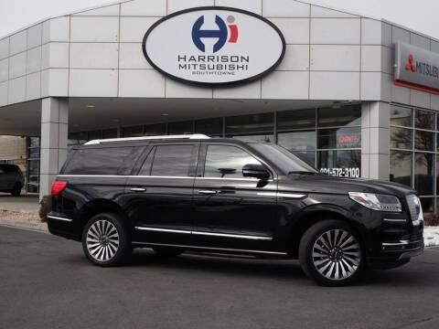 2018 Lincoln Navigator L for sale at Harrison Imports in Sandy UT