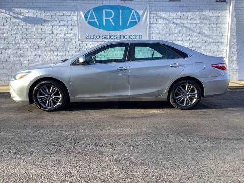 2016 Toyota Camry for sale at ARIA  AUTO  SALES in Raleigh NC