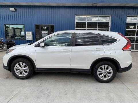 2014 Honda CR-V for sale at Twin City Motors in Grand Forks ND