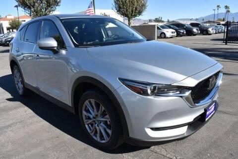 2019 Mazda CX-5 for sale at DIAMOND VALLEY HONDA in Hemet CA