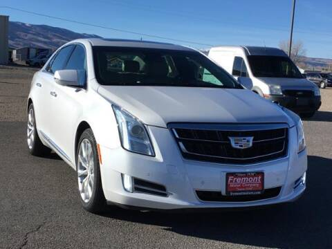 2016 Cadillac XTS for sale at Rocky Mountain Commercial Trucks in Casper WY