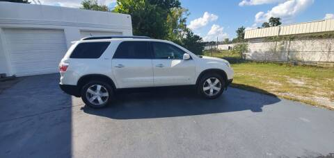 2009 GMC Acadia for sale at Bill Bailey's Affordable Auto Sales in Lake Charles LA