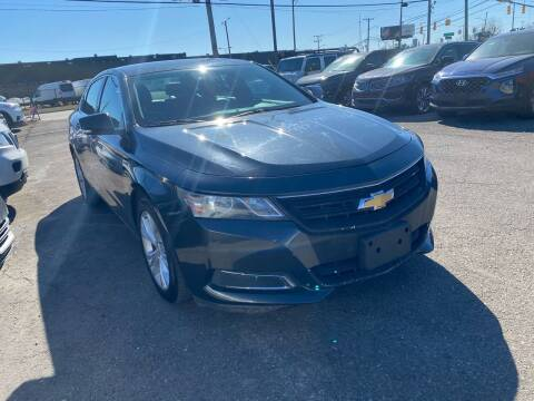 2014 Chevrolet Impala for sale at M-97 Auto Dealer in Roseville MI