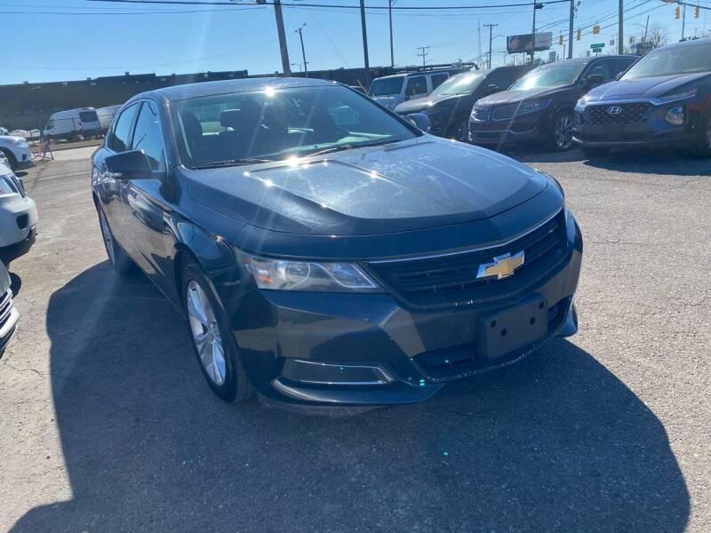 2014 Chevrolet Impala for sale at M-97 Auto Dealer in Roseville MI