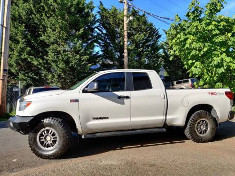 2011 Toyota Tundra for sale at Halo Motors in Bellevue WA