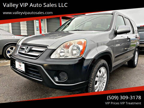 2005 Honda CR-V for sale at Valley VIP Auto Sales LLC in Spokane Valley WA