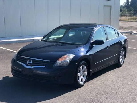 2008 Nissan Altima for sale at Washington Auto Sales in Tacoma WA