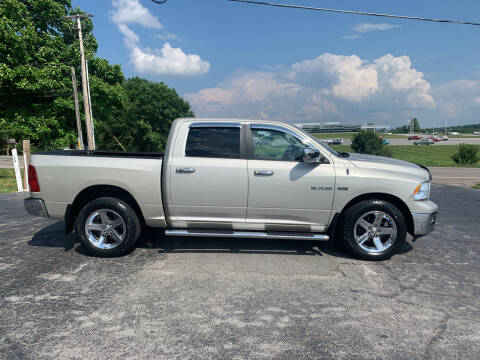 2010 Dodge Ram Pickup 1500 for sale at Westview Motors in Hillsboro OH