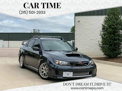 2011 Subaru Impreza for sale at Car Time in Philadelphia PA