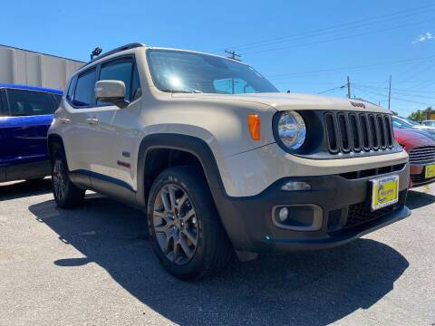 2016 Jeep Renegade for sale at New Wave Auto Brokers & Sales in Denver CO