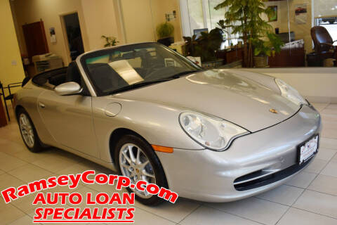 2003 Porsche 911 for sale at Ramsey Corp. in West Milford NJ