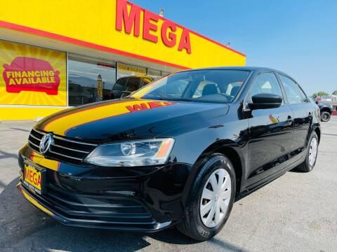 2016 Volkswagen Jetta for sale at Mega Auto Sales in Wenatchee WA