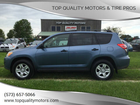 2010 Toyota RAV4 for sale at Top Quality Motors & Tire Pros in Ashland MO