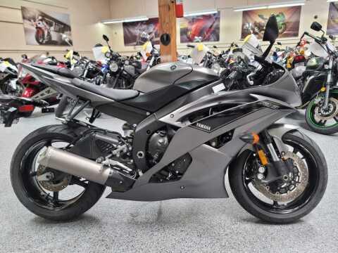 2016 Yamaha YZF-R6