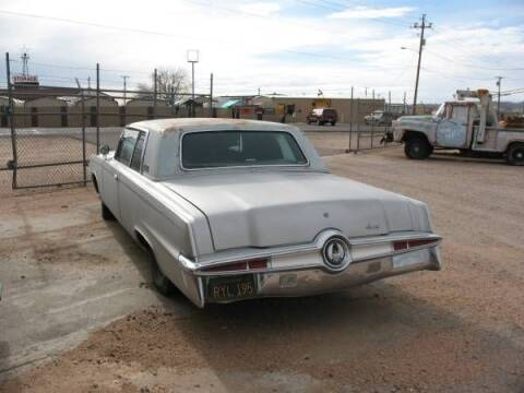 1966 Chrysler Imperial for sale at Classic Car Deals in Cadillac MI