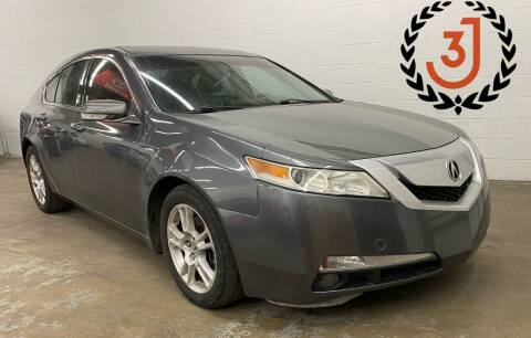 2010 Acura TL for sale at 3 J Auto Sales Inc in Arlington Heights IL