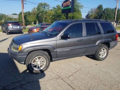 2003 Jeep Grand Cherokee for sale at David Shiveley in Mount Orab OH