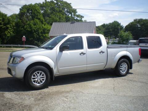 2015 Nissan Frontier for sale at Starrs Used Cars Inc in Barnesville OH