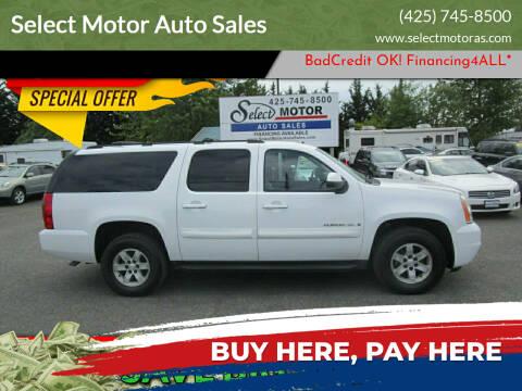2009 GMC Yukon XL for sale at Select Motor Auto Sales in Lynnwood WA