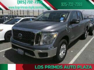 2017 Nissan Titan for sale at Los Primos Auto Plaza in Antioch CA