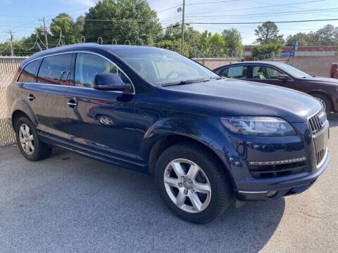 2015 Audi Q7 for sale at CBS Quality Cars in Durham NC