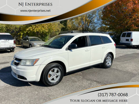 2010 Dodge Journey for sale at NJ Enterprises in Indianapolis IN