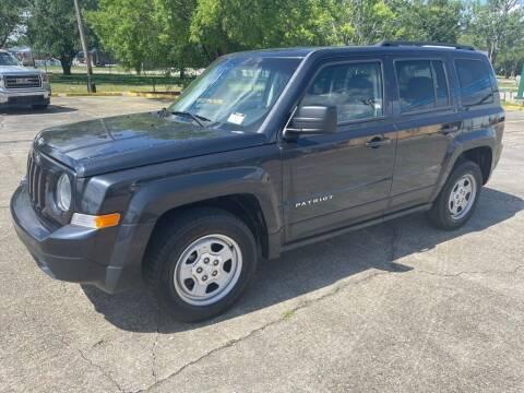 2016 Jeep Patriot for sale at Southeast Auto Inc in Baton Rouge LA