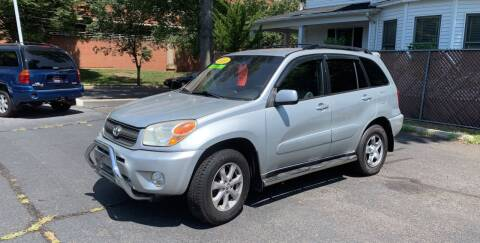 2004 Toyota RAV4 for sale at Super Auto Group in Somerville NJ