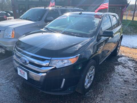 2012 Ford Edge for sale at Winner's Circle Auto Sales in Tilton NH