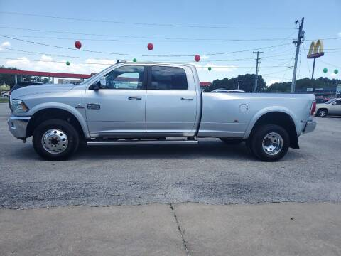 2015 RAM Ram Pickup 3500 for sale at Smooth Solutions 2 LLC in Springdale AR