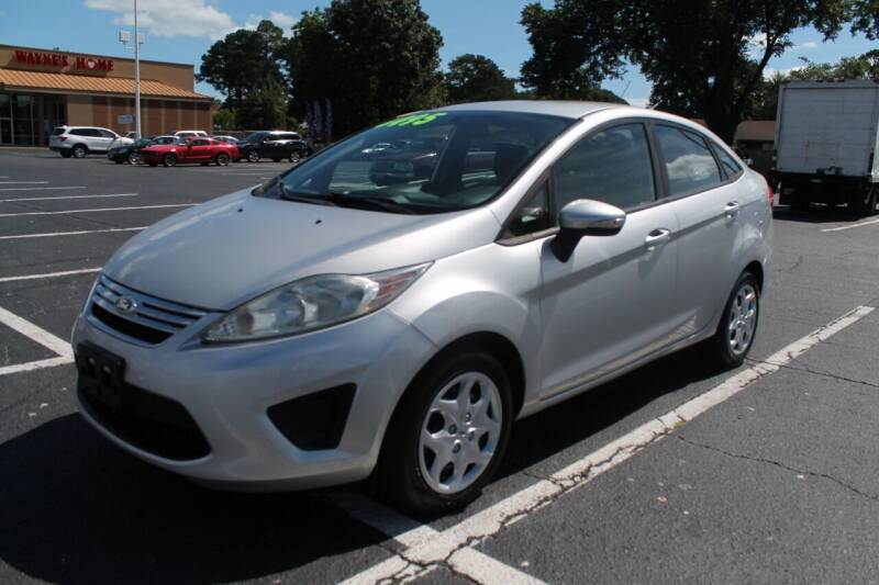2013 Ford Fiesta for sale at Drive Now Auto Sales in Norfolk VA