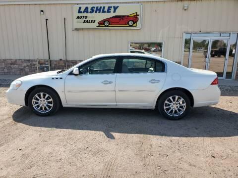 2009 Buick Lucerne for sale at Lashley Auto Sales - Scotts Bluff NE in Scottsbluff NE