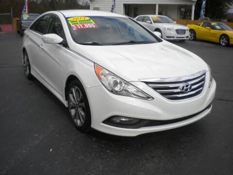 2014 Hyundai Sonata for sale at Houser & Son Auto Sales in Blountville TN