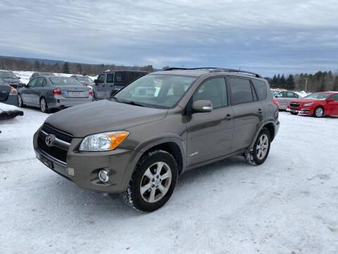 2010 Toyota RAV4 for sale at Riverside Motors in Glenfield NY
