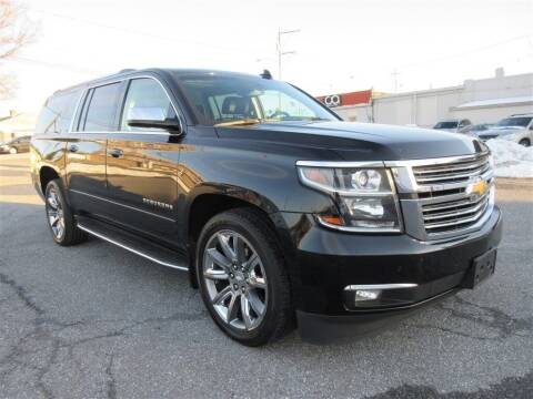 2016 Chevrolet Suburban for sale at Cam Automotive LLC in Lancaster PA