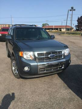 2012 Ford Escape for sale at Hamburg Motors in Hamburg NY