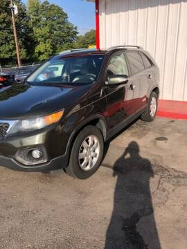 2011 Kia Sorento for sale at LAKE CITY AUTO SALES - Jonesboro in Morrow GA