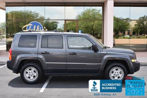 2015 Jeep Patriot for sale at GOLDIES MOTORS in Phoenix AZ