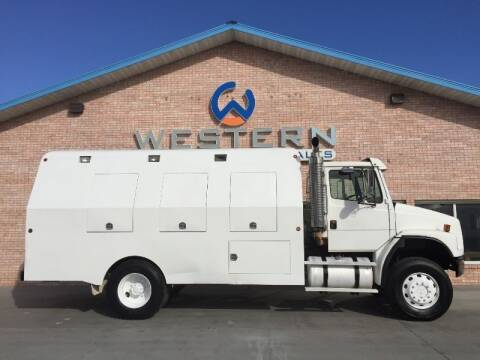 2003 Freightliner M2 Fuel & Lube for sale at Western Specialty Vehicle Sales in Braidwood IL