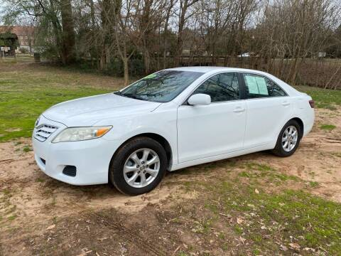 2010 Toyota Camry for sale at Rodeo Auto Sales Inc in Winston Salem NC
