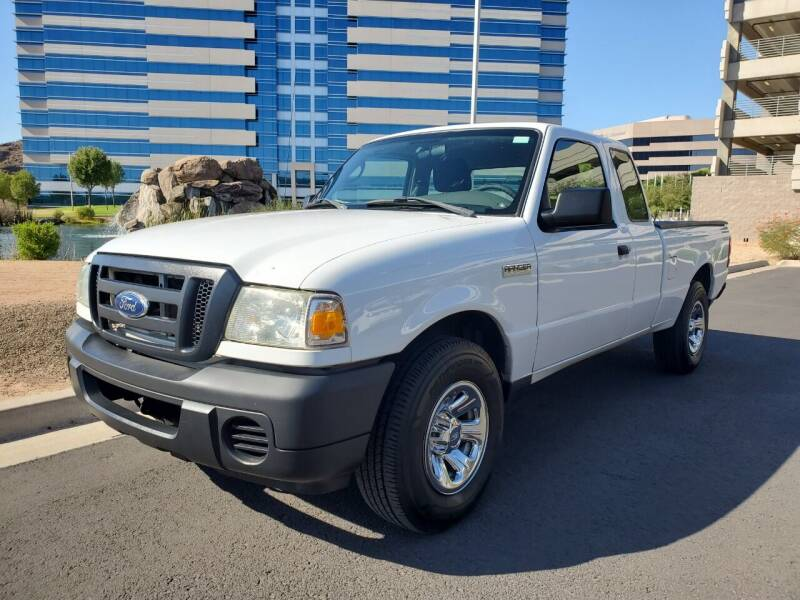 2011 Ford Ranger for sale at Day & Night Truck Sales in Tempe AZ