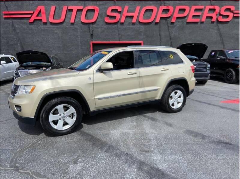 2011 Jeep Grand Cherokee for sale at AUTO SHOPPERS LLC in Yakima WA