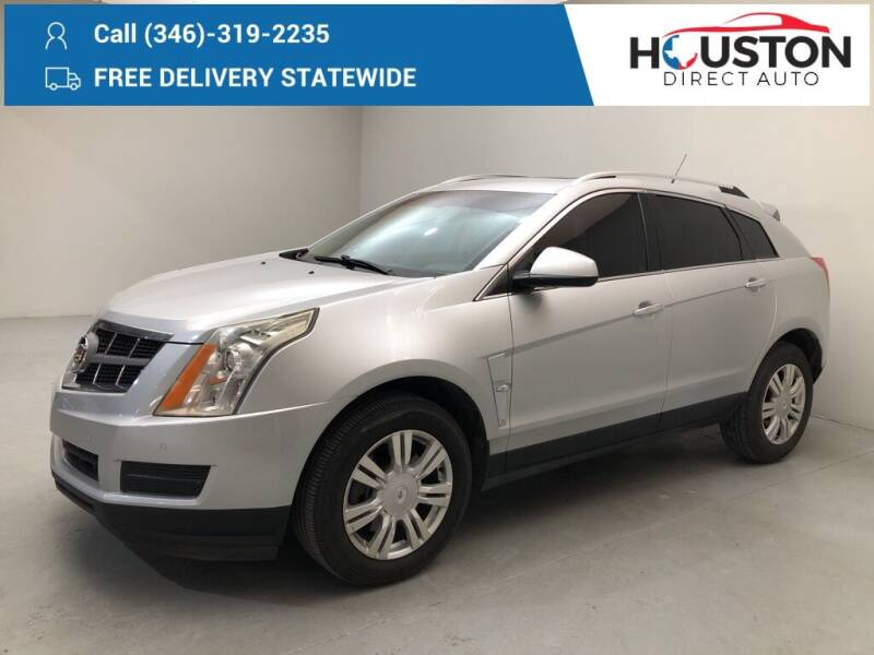 2011 Cadillac SRX for sale in Houston, TX